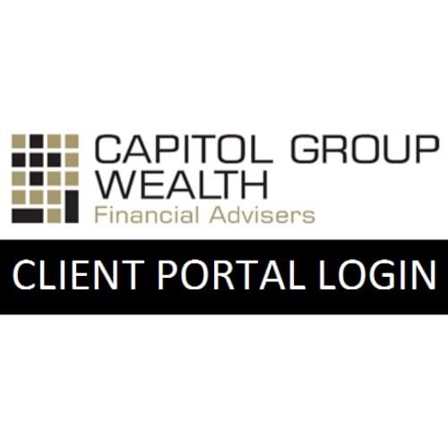 Capitol Group Wealth Client Portal